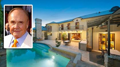 La Jolla Chateau of Late Sportscaster Dick Enberg Lands on Market for $9.8M