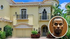 Darren Sharper Is in Prison, but His Florida Island Home Is Back on the Market