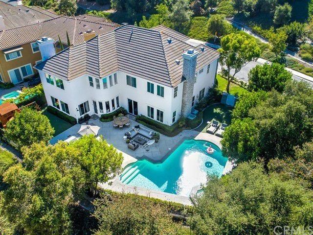 Tamra Judge's new home in Coto de Casa, CA