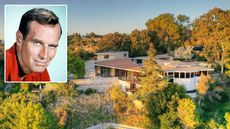 Charlton Heston's Former Home in Beverly Hills Bounces Back on the Market for $14.9M