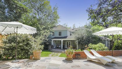 Former Home of Red Hot Chili Peppers' Flea Is Available for $3.49M