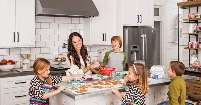 Joanna gaines 39 new baby nursery here 39 s just how for Does chip carter gaines have siblings