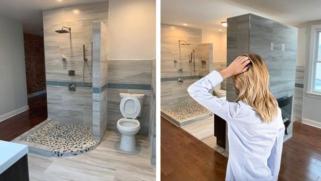 P.U.! Why Open-Concept Bathrooms Could Spread to a Home Near You