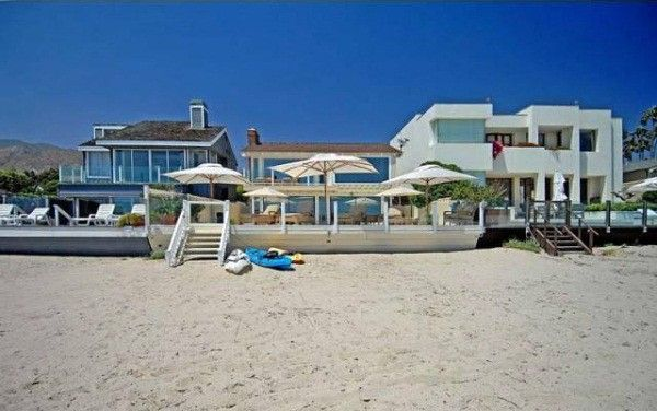 Bionic man lee majors 39 former malibu compound for rent for Malibu house for rent