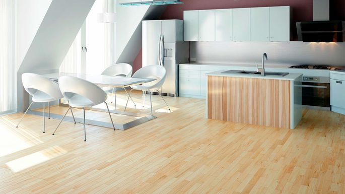 kitchen flooring advice what s the best kitchen flooring for you realtor 174 1688