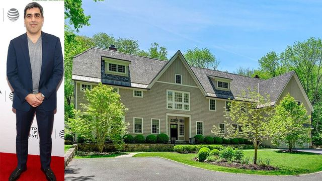 Former USMNT Captain Claudio Reyna Selling Bedford Corners Spread