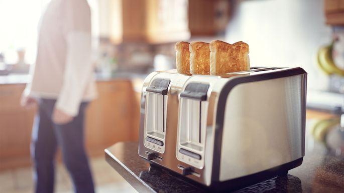 Clean Toaster Brianajackson Istock