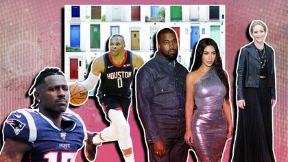 'House Party' Podcast: Kim and Kanye Buy Another House in L.A.; What Your Front Door Color Says About You