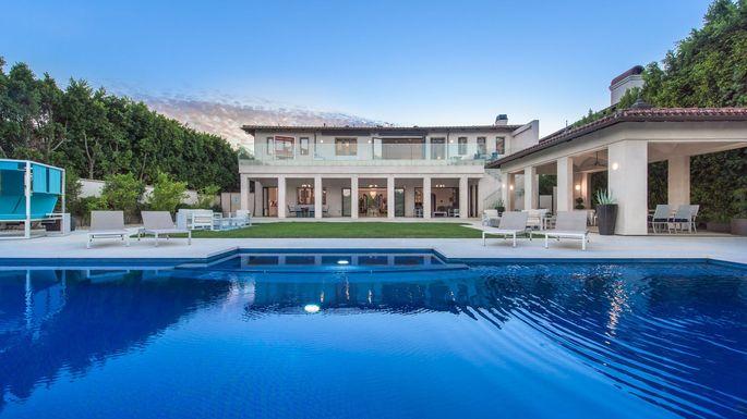 Kathy Griffin's Bel Air estate