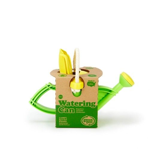 Teach your little ones about Earth Day with this sweet watering can.