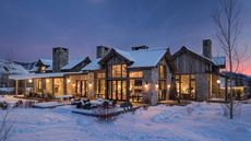 $11.75M Jaw-Dropping Jackson Hole Retreat Is This Week's Most Expensive Listing