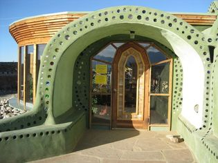 Blast Off For Planet Earth In These Otherworldly Earthships