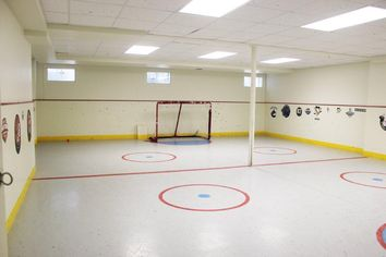 Hockey Dream Homes: Have Your Own Indoor Rink