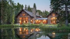 Wyoming's Most Expensive Home Is a $26.7M Fly-Fishing Estate Owned by Hollywood Power Couple
