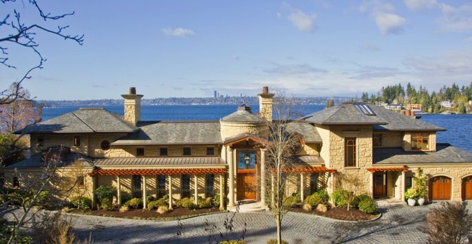 Superb Most Expensive Home In Washington State Asking 32 58 Home Interior And Landscaping Pimpapssignezvosmurscom