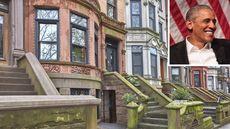Buy the Brooklyn Townhouse Where Barack Obama Lived