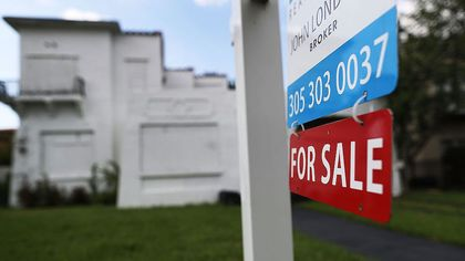 Home Price Growth Slowed to a Crawl in July, Case-Shiller's 20-City Index Shows
