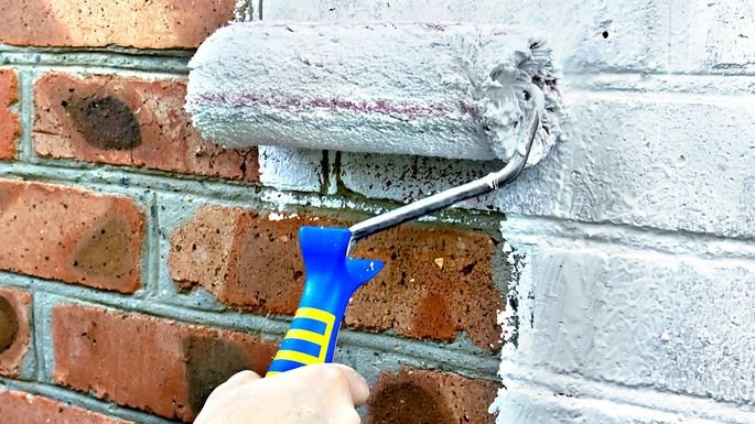 How To Paint Brick Steps And Tools You Need To Do It