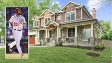 Colorado Rockies Star Daniel Murphy Selling Awesome Alexandria Home for $1.6M