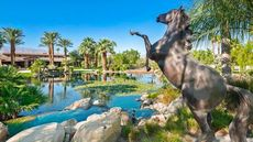 An Equestrian Oasis in SoCal for Anyone Who Ponies Up $10M