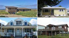 Summer Spectacular: 6 Beach Homes Under $500K