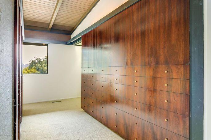 Built-in storage space