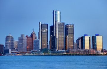 Turnaround Towns for Q2 2013 Include Detroit