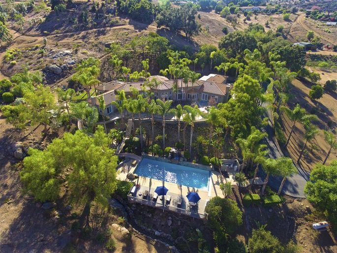 Bill Goldberg's Eagle Mountain Estate