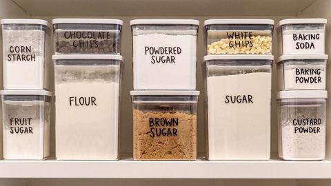 How to Organize an Instagram-Worthy Kitchen Pantry