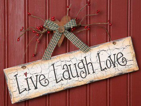 Live. Laugh. Love. Vomit.