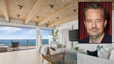 'Friends' Star Matthew Perry Lists His Malibu Beach House for $15M