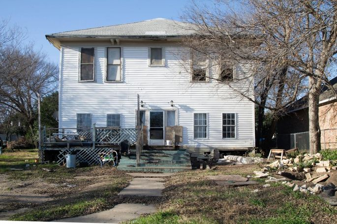Before: A fixer-upper from Season 1
