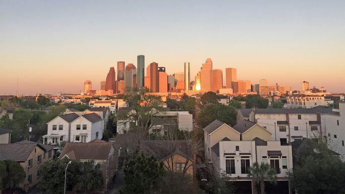 Houston urban/suburban
