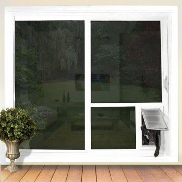 The Best Dog Door for Your Pet: Do You Have the Right One? | realtor Mobile Homes With Sliding Gl Doors on mobile home door handle, mobile home cake, mobile home patio screen door,