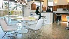 Terrazzo Flooring: All the Rage for Kitchens, Bathrooms, and Beyond