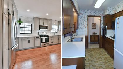 From Drab to Fab: Omaha Ranch Transforms Into Modern Beauty in Just 5 Months