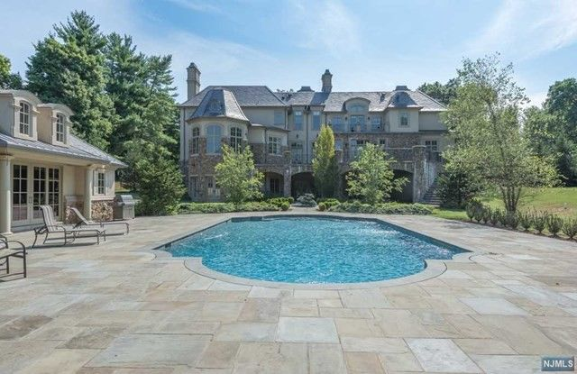 Mary J. Blige's New Jersey estate