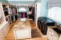 Posh Laundry Rooms to Make Dirty Clothes (Almost) Enjoyable