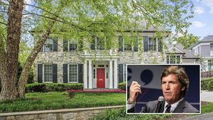 Fox News Host Tucker Carlson Lists DC Home for $3.95M