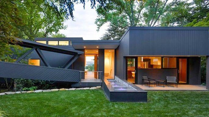 A Midcentury Modern Masterpiece Hidden In The Ohio Hills Realtor