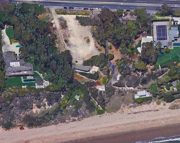 Leonardo DiCaprio's Malibu property