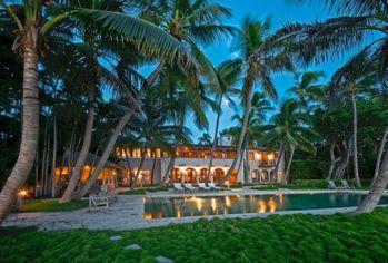 Jennifer Lopez Lived Here: Miami Bay-Side Manse