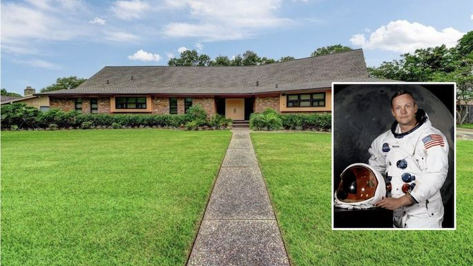 Neil Armstrong house