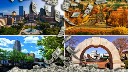 The New Boomtowns: 10 Surprising U.S. Cities Where Home Prices Are Soaring