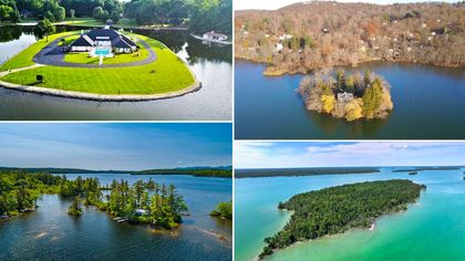 Private Islands Within Reach: 8 Islands Priced Below a Million Bucks
