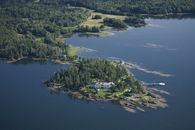 You'll Have to Take a Ferry to Get to Maine's Most Expensive House