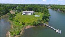 Own a $17.5M Private Island in Connecticut