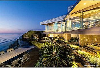 Commanding Ocean Views at The Crescent by Wallace Cunningham