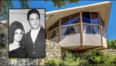 Why Hasn't Anyone Bought Elvis Presley's Palm Springs Honeymoon Home?