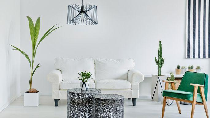 Scaled-down furniture